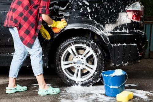 ハリアー 黒の洗車と手入れの注意点はこの2つだけ