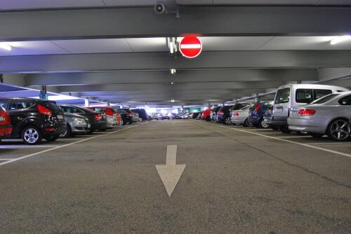 東京モーターショー2019 駐車場の穴場の場所はどこ?