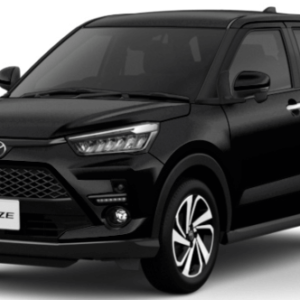 トヨタ ライズ黒の内装やエアロパーツを紹介!