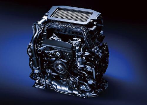 レヴォーグのエンジン